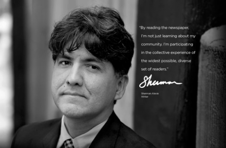"an analysis of sherman alexie's ""the As with most of his fiction, sherman alexie's ""the toughest indian in the world"" is a story that juxtaposes the tragic sense of cultural loss experienced by american indians living in a modern world with the hopeful desire to find unique and personal ways of ensuring that indian traditions never fully die."